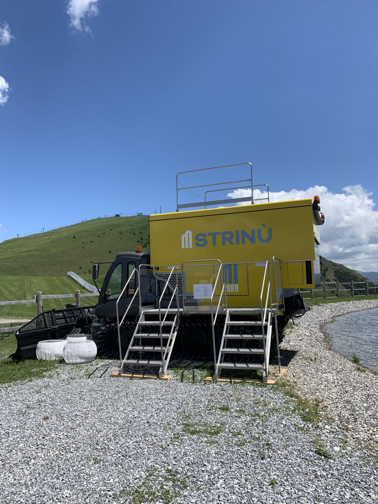 Food Truck: Strinù